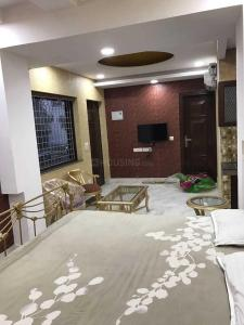 Gallery Cover Image of 1500 Sq.ft 1 RK Independent Floor for rent in Jangpura for 28600