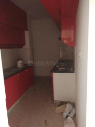 Kitchen Image of 1400 Sq.ft 3 BHK Independent Floor for rent in Vijayanagar for 35000