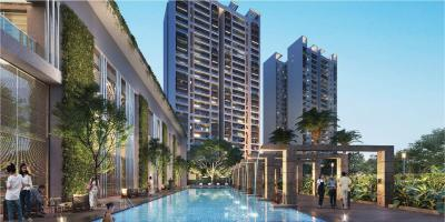Gallery Cover Image of 2150 Sq.ft 3 BHK Apartment for buy in Godrej Air, Sector 85 for 18000000