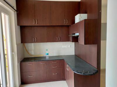 Gallery Cover Image of 600 Sq.ft 1 BHK Apartment for rent in Doshi Risington, Karapakkam for 16000