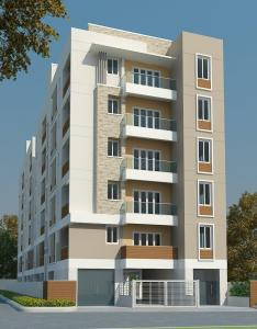 Gallery Cover Image of 1550 Sq.ft 3 BHK Apartment for buy in Murugeshpalya for 8500000