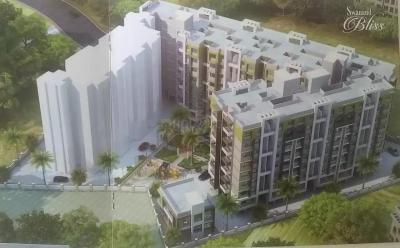 Gallery Cover Image of 640 Sq.ft 1 BHK Apartment for buy in Swanand Bliss, Pale Gaon for 2608000