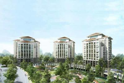 Gallery Cover Image of 1347 Sq.ft 3 BHK Apartment for buy in Skyi Songbirds Phase A, Bhugaon for 9650000