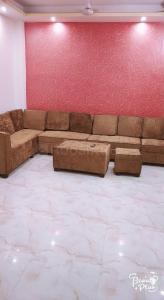 Living Room Image of PG 4193488 Sewak Park in Dwarka Mor