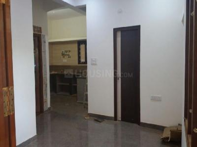 Gallery Cover Image of 1100 Sq.ft 1 BHK Independent Floor for rent in Horamavu for 9500