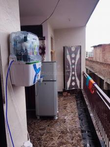 Balcony Image of Amarjeet PG in  Sector 2 Rohini