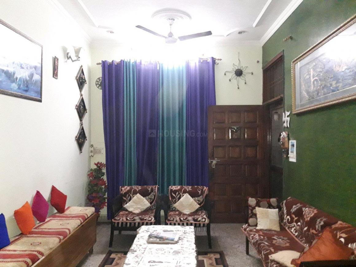 Living Room Image of 1300 Sq.ft 2 BHK Independent Floor for rent in Sector 46 for 12500