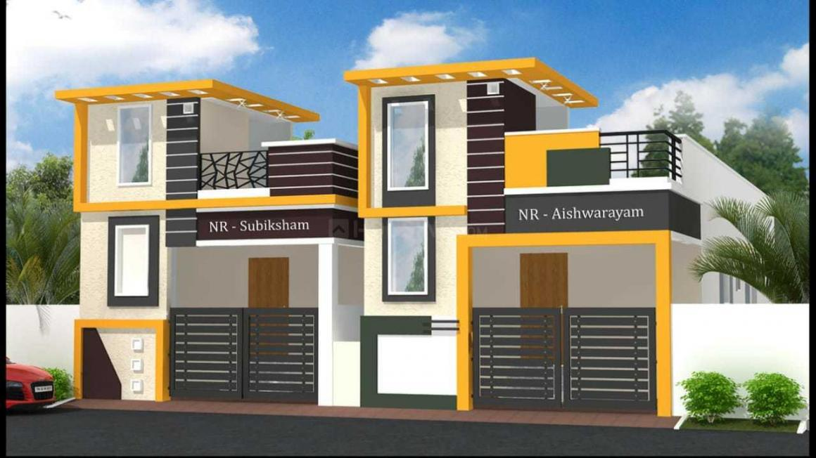 Building Image of 1005 Sq.ft 2 BHK Independent House for buy in Kolathur for 7500000