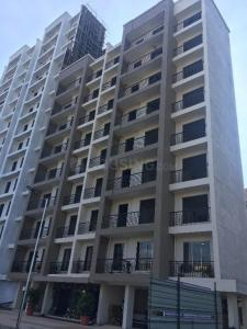 Gallery Cover Image of 788 Sq.ft 1 BHK Apartment for buy in RNA N G Silver Spring, Mira Road East for 5600000