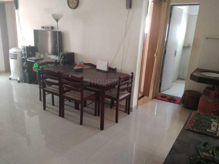 Living Room Image of 1200 Sq.ft 2 BHK Apartment for rent in Wakad for 23900