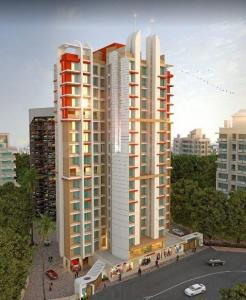 Gallery Cover Image of 581 Sq.ft 2 BHK Apartment for buy in Ghodbander for 8100000