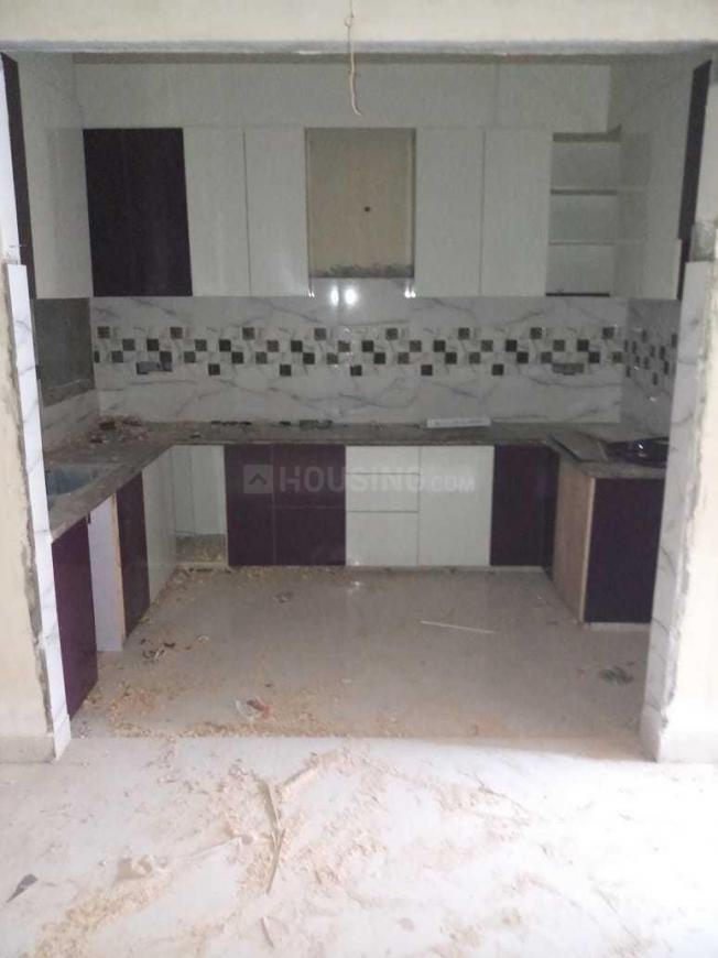 Kitchen Image of 675 Sq.ft 2 BHK Independent Floor for rent in Dabri for 15000