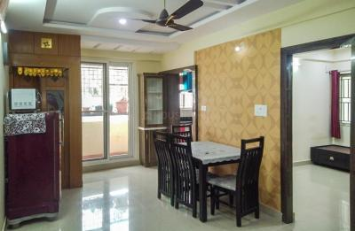 Dining Room Image of R#b 210, Bm Glorietta Apartment in Whitefield