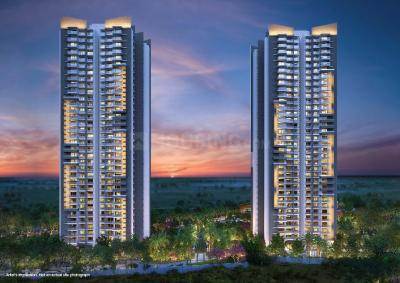 Gallery Cover Image of 1625 Sq.ft 3 BHK Apartment for buy in Godrej Meridien, Sector 106 for 18800000