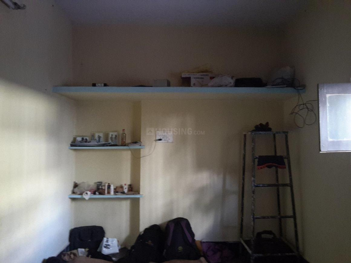 Bedroom Image of 350 Sq.ft 1 RK Apartment for rent in Borabanda for 5500