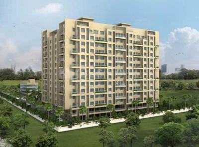 Gallery Cover Image of 850 Sq.ft 2 BHK Apartment for rent in Mainland Valencia, Wagholi for 12000