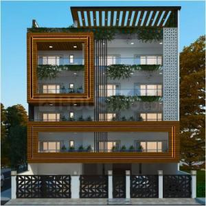 Gallery Cover Image of 3000 Sq.ft 4 BHK Independent Floor for buy in Unitech South City II, Sector 49 for 27500000