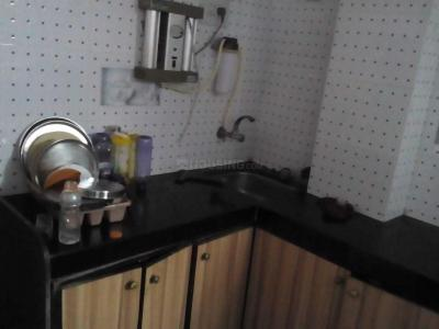 Kitchen Image of Ashok Apartment PG in Andheri East