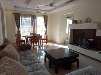 Gallery Cover Image of 1240 Sq.ft 2 BHK Apartment for rent in Aban Essence, Kudlu for 21000