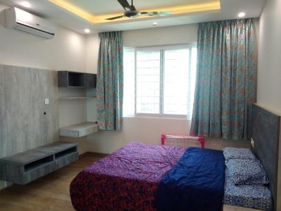 Gallery Cover Image of 1987 Sq.ft 3 BHK Apartment for rent in Shapoorji Pallonji ParkWest, Jagajeevanram Nagar for 55000