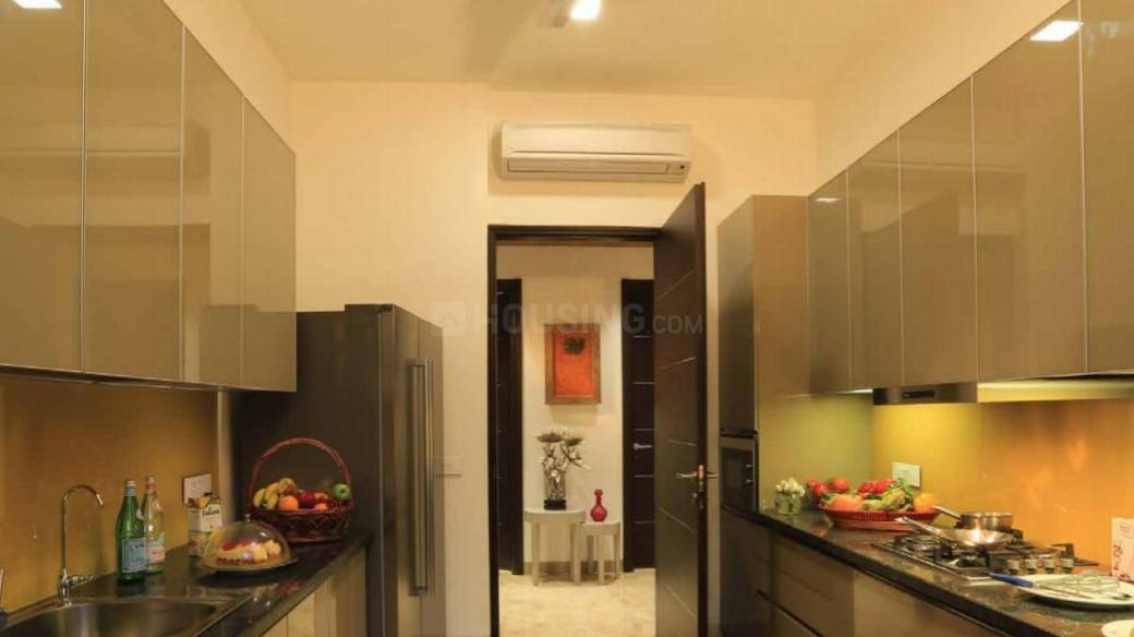 Kitchen Image of 1380 Sq.ft 2 BHK Apartment for buy in Sector 22 for 15000000
