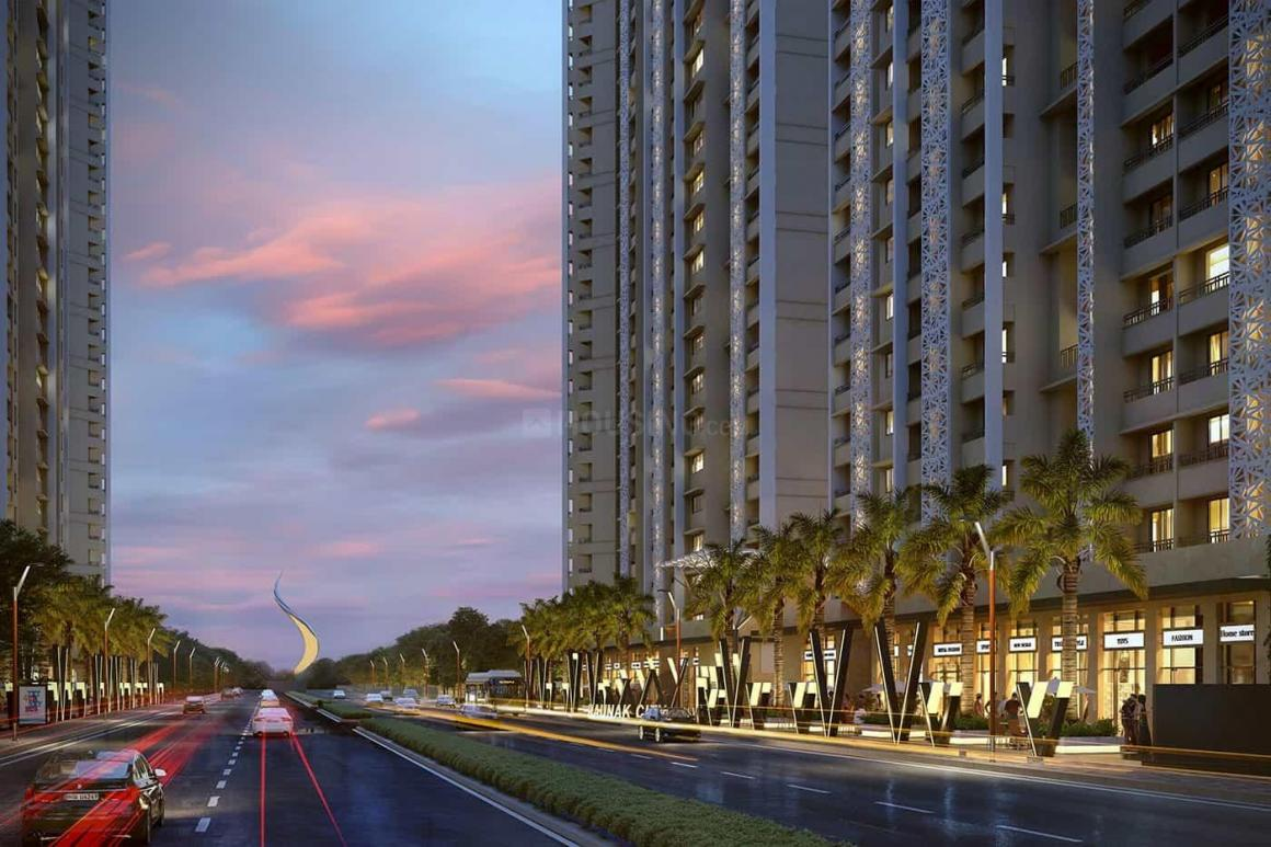 Building Image of 610 Sq.ft 2 BHK Apartment for buy in Kalyan West for 3880000