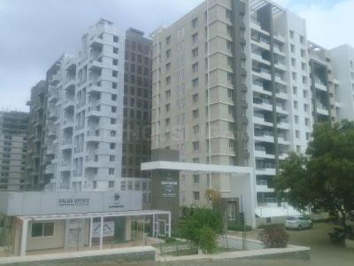 Gallery Cover Image of 1500 Sq.ft 3 BHK Apartment for rent in Pisoli for 15000