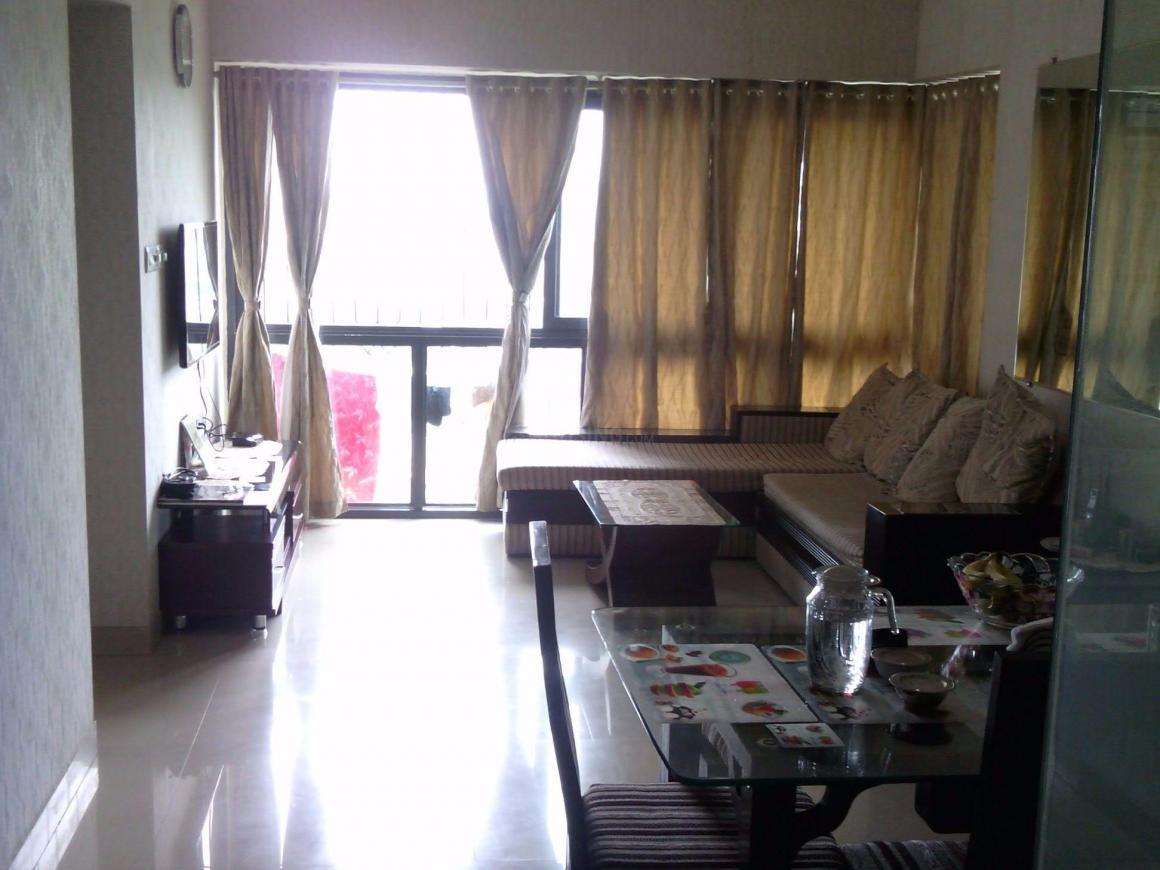 Living Room Image of 950 Sq.ft 2 BHK Apartment for rent in Kandivali East for 29000