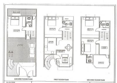 Gallery Cover Image of 1700 Sq.ft 4 BHK Villa for rent in Dixit Nagar for 12000