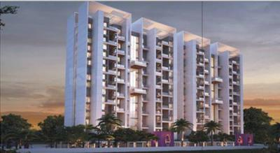 Gallery Cover Image of 1360 Sq.ft 3 BHK Apartment for buy in Kondhwa for 5800000