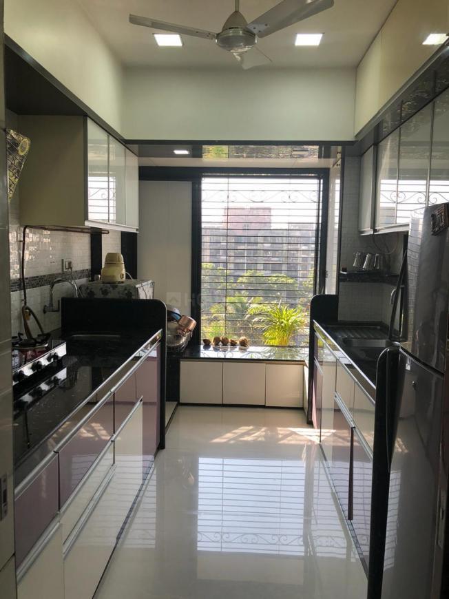 Kitchen Image of 1800 Sq.ft 3 BHK Apartment for buy in Kopar Khairane for 19000000