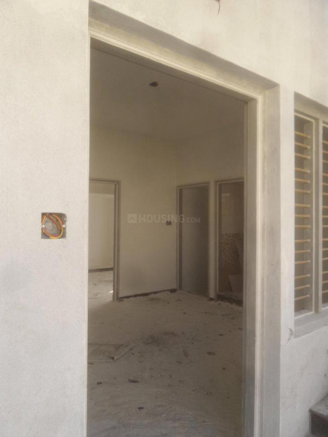Main Entrance Image of 450 Sq.ft 1 BHK Apartment for rent in Nandini Layout for 8000