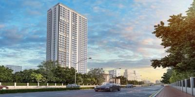 Gallery Cover Image of 814 Sq.ft 2 BHK Apartment for buy in Mayfair Codename sara powai, Powai for 13795000