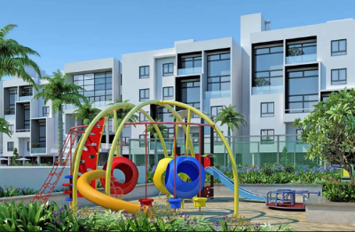 Gallery Cover Image of 598 Sq.ft 1 BHK Apartment for buy in Casagrand Primera, Manapakkam for 3300000