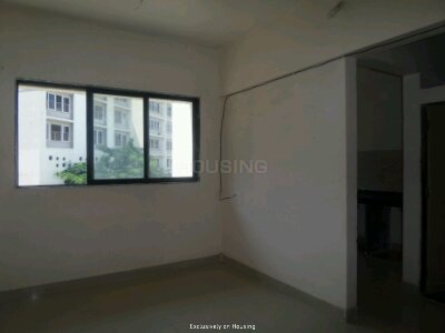 Gallery Cover Image of 324 Sq.ft 1 RK Apartment for buy in Kasarvadavali, Thane West for 2800000