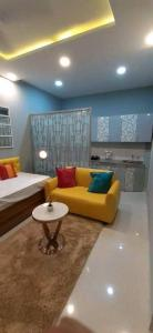 Gallery Cover Image of 523 Sq.ft 1 BHK Apartment for buy in Adore Happy Homes Pride, Sector 75 for 1294000