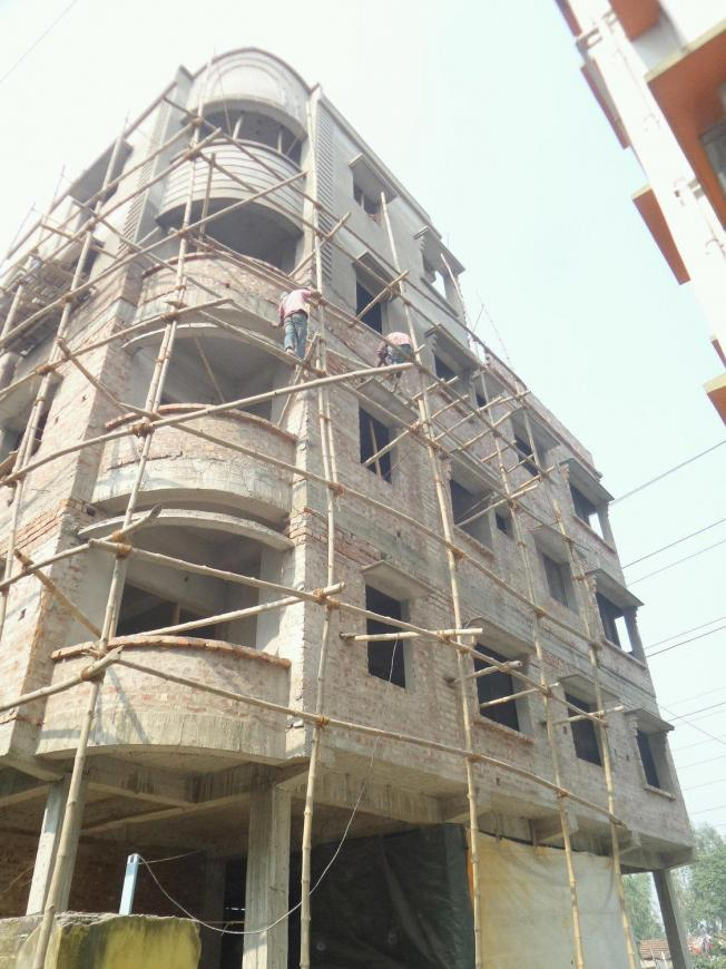 Building Image of 817 Sq.ft 2 BHK Apartment for buy in Mourigram for 2328450