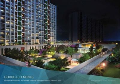 Gallery Cover Image of 1115 Sq.ft 2 BHK Apartment for buy in Hinjewadi for 7700000