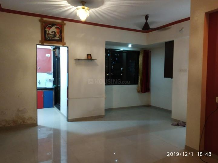 Living Room Image of 1300 Sq.ft 2 BHK Apartment for rent in Airoli for 25500