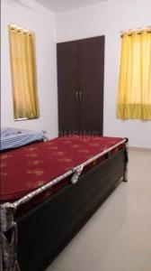 Bedroom Image of Karan PG in Andheri East
