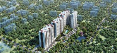 Gallery Cover Image of 869 Sq.ft 2 BHK Apartment for buy in The Ace , Perungudi for 7261287