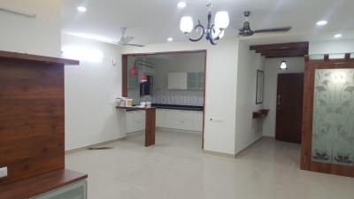 Gallery Cover Image of 1710 Sq.ft 3 BHK Apartment for rent in Thanisandra Main Road for 35000