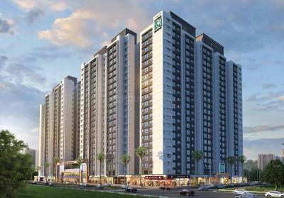 Gallery Cover Image of 708 Sq.ft 3 BHK Apartment for buy in Sereno, Andheri East for 17800000