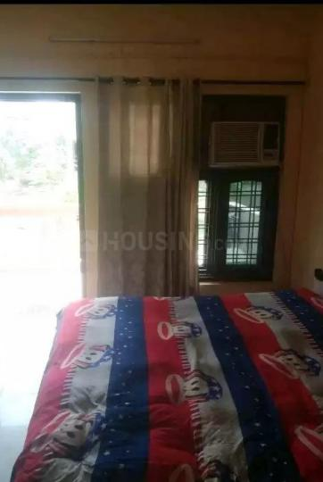 Bedroom Image of 250 Sq.ft 1 RK Independent Floor for rent in Sector 14 for 12000