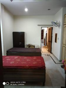Bedroom Image of Gs Hostal in South Extension I