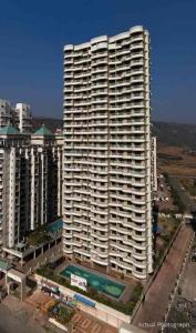 Gallery Cover Image of 1550 Sq.ft 3 BHK Apartment for rent in Paradise Sai Spring, Kharghar for 29000
