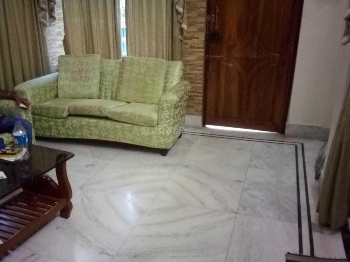 Living Room Image of 500 Sq.ft 1 BHK Apartment for rent in Sarada Pally for 18000
