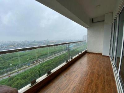 Gallery Cover Image of 2500 Sq.ft 4 BHK Apartment for rent in Ajmera I Land, Wadala East for 145000