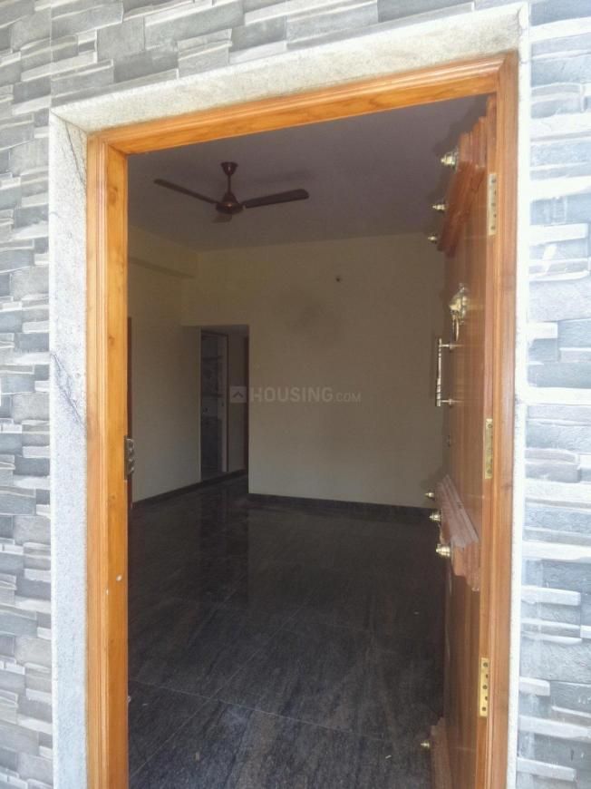 Main Entrance Image of 700 Sq.ft 2 BHK Independent Floor for rent in Abbigere for 12000