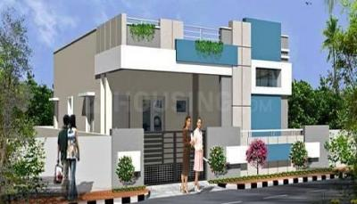 Gallery Cover Image of 600 Sq.ft 1 BHK Independent House for buy in Semmancheri for 2600000